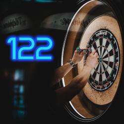 #122 – The Dartist