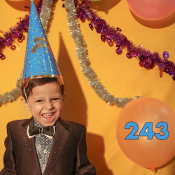 JJ Meets World: #243: Worst Birthday Party Ever